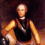 Georg Lisiewski Ltn Hans Hermann Katte