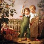 Philipp Otto Runge, Hülsenbecksche Kinder