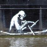 Banksy, Foto Adriane Pingstone