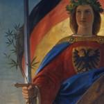 Germania mit Hanf
