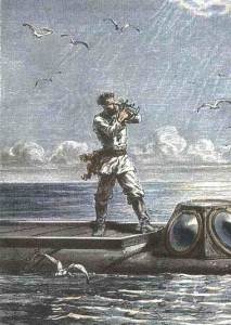 Kapitän Nemo - Henri Théophile Hildibrand
